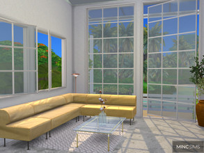 Sims 4 — Brightside Windows by Mincsims — Brightside Window 5 swatches The set includes 15 windows( 3 windows for medium