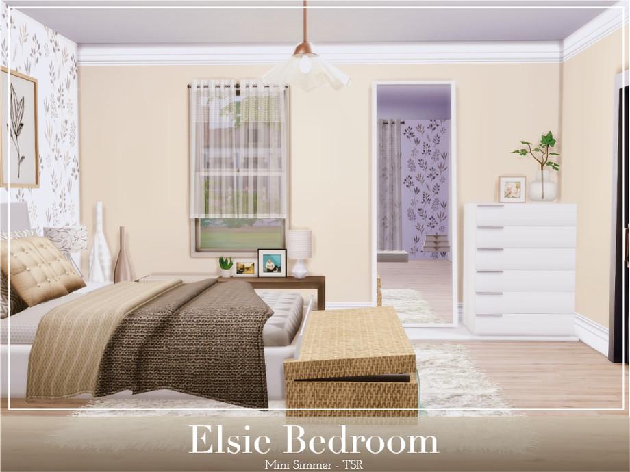 Mini Simmer S Elsie Bedroom