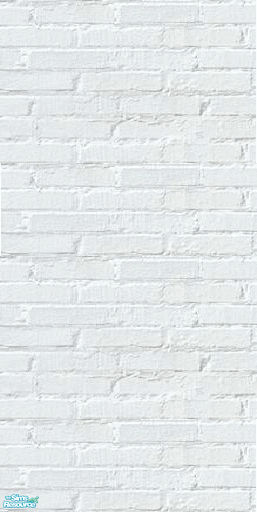 Mackey2269 S White Brick Wall