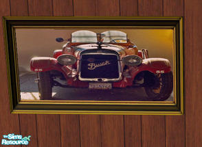 Sims 2 — Original Artwork- Buick by RockinRobin — On the advice of a friend, I decided to turn some of my photography