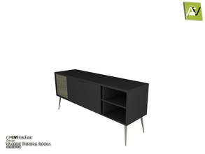 Sims 3 — Valerie Console Table by ArtVitalex — - Valerie Console Table - ArtVitalex@TSR, Oct 2020