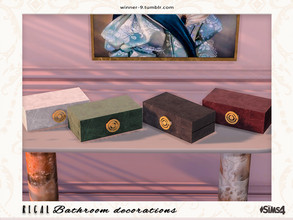 Sims 4 — Regal Jewelry box by Winner9 — Jewelry box from my Regal bathroom, you can find it easy in your game by typing