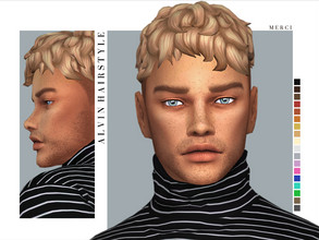 Sims 4 Male Hairstyles