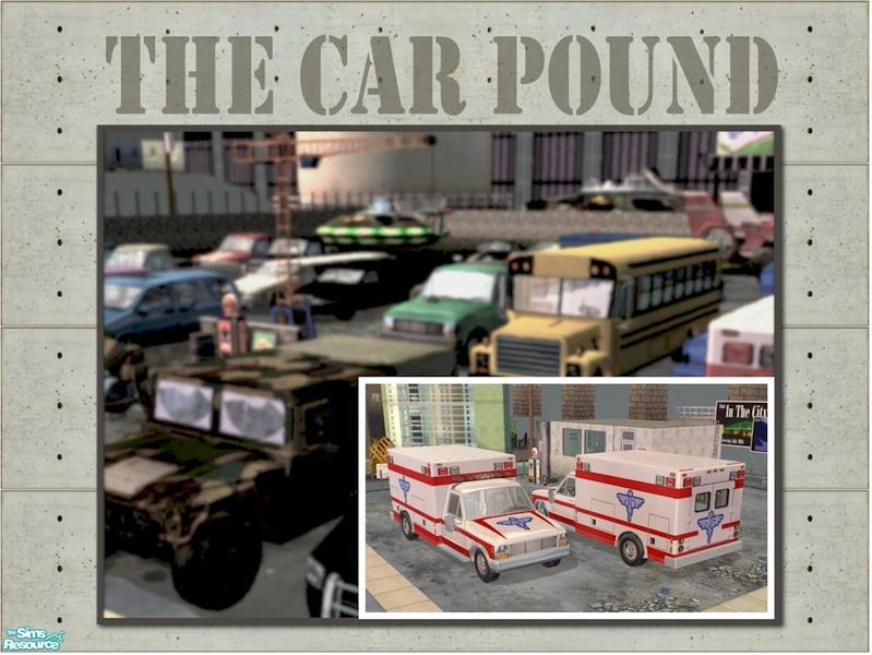 free sims 2 downloads vehicles