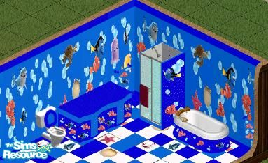 Finding Nemo Bathroom Set Part 48