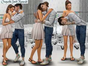 Sims 4 — Couquetts  Swetts Moments by couquett — Hi guys There are somes poses for use with your sims How to used? there