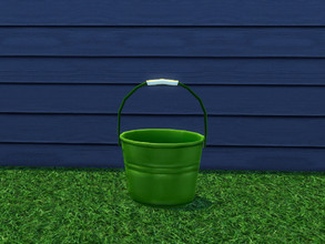 Sims 4 — Up The Garden Path Pail by seimar8 — Garden Pail. Size up using the [ ] keys. Part of Up The Garden Path set.