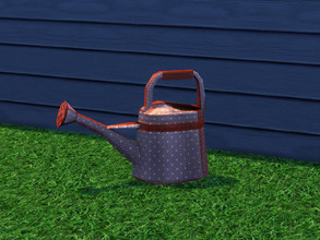 Sims 4 — Up The Garden Path Watering Can by seimar8 — Garden Watering Can. Part of Up The Garden Path Base Game