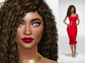 Sims 4 — Alvarez by Danielavlp — Download all CC's listed in the Required Tab to have the sim like in the pictures. No