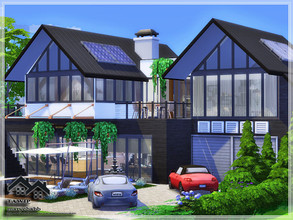 Sims 4 — TAWIP by marychabb — TAWIP A residential house for Your's Sims . Fully furnished and decorated. Tested Value: