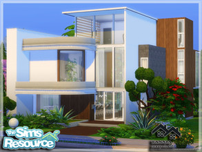 Sims 4 — TANNIA by marychabb — TANNIA A residential house for Your's Sims . Fully furnished and decorated. Tested Value: