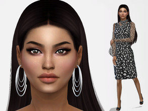 Sims 4 — Troiani by Danielavlp — Download all CC's listed in the Required Tab to have the sim like in the pictures. No