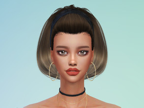 Sims 4 — olive helen by kimmeehee — Go to the tab Required to download the CC needed.