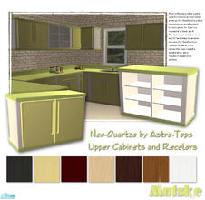 Downloads Sims 2 Sets Rooms Kitchens Kitchen Cabinets