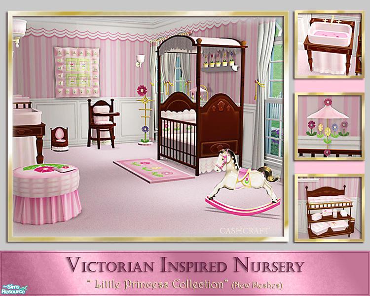 Cashcraft S Victorian Inspired Nursery