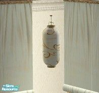 Sims 2 — TC66 Edo Dining Room - Lantern by Riverwillows — A lovely Far East dining set, done for Texture Challenge #66,