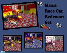 Sims  Resource Race Car