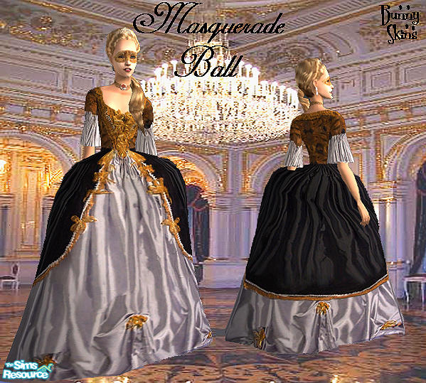 Venetian Masquerade Ball Gowns - Gown And Dress Gallery