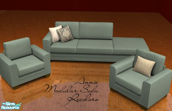 Froilan 39 s annie modular sofa recolors for Sofa bed sims 4