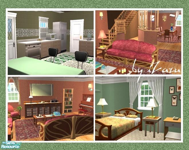 Izazu 39 s marie and frank barones house - Everybody loves raymond bedroom set ...