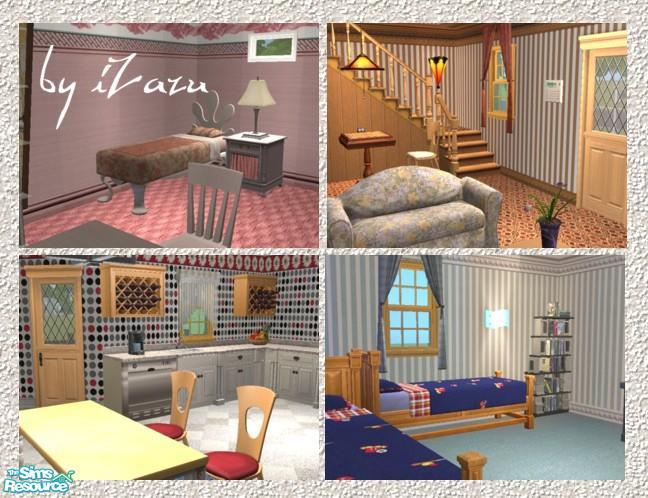 Everybody loves raymond house layout