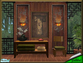 Mod The Sims - The Sims 2 Store : EC4 Asian fusion