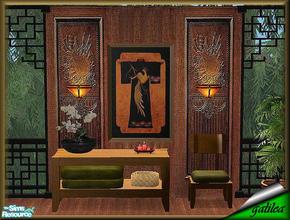 Sims 2 Downloads Japanese Furniture