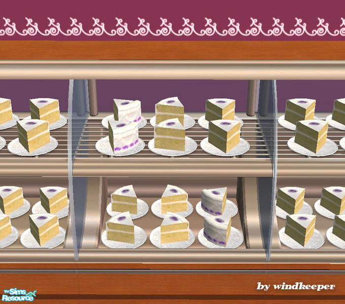 how to bake a wedding cake sims 4 windkeeper s wedding cake slice 15580