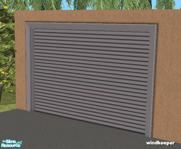 How To Build A Garage Sims 4