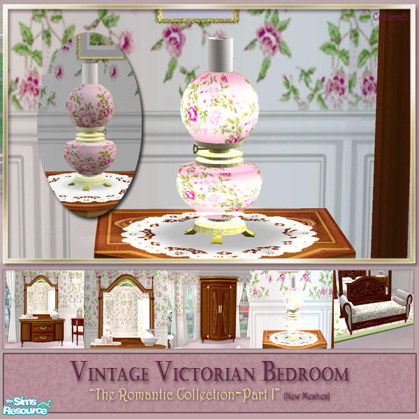 cashcraft 39 s vintage victorian bedroom table lamp