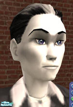 Sims 2 — Eddie Munster by Small Town Sim — This celebrity Sim is Eddie, who was played by Butch Patrick in the old TV