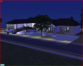 Sims 2 — 936 S.C. MacAuden St. by Anakin_Stupaine — Bungalow style home with enormous pond in the front yard. To reach