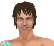 Sims 1 — Bill Compton by frisbud — Vampire Bill Compton, played by actor Stephen Moyer, from the HBO series True Blood.
