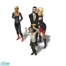 Sims 2 — Roth Family - Riverblossom Hills by Moza — <strong>A cleaned up family file for your