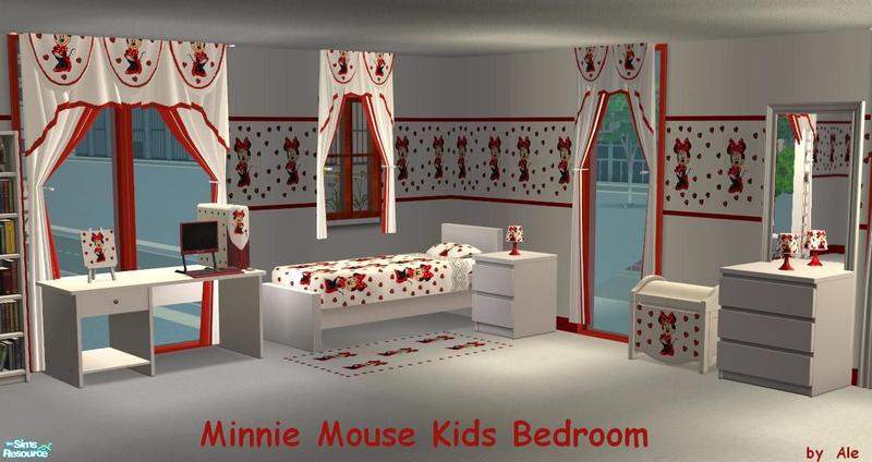 ale0508\'s MINNIE MOUSE KIDS BEDROOM