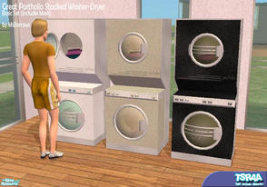 Msb Great Portholio Washer Dryer