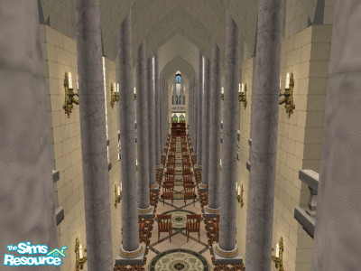 Kylejh15's Notre Sim Cathedral Sims 1 Skins
