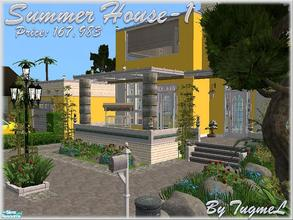 Sims 2 — Tgm-Lot-30 (Furnished)  by TugmeL — Important: Real Estate and Buy Vacation Home. Beach Lots, Twikkii Island