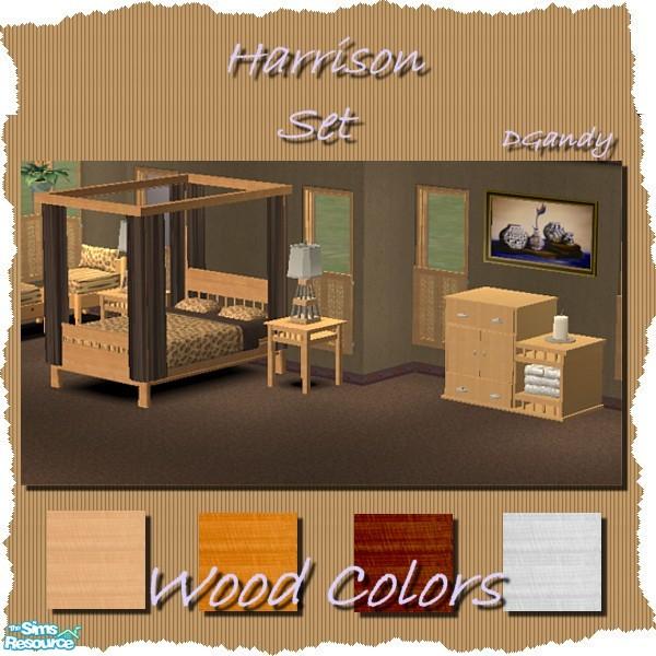 Harrison bedroom set