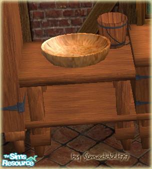 Simaddict99 S Medieval Kitchen Sink
