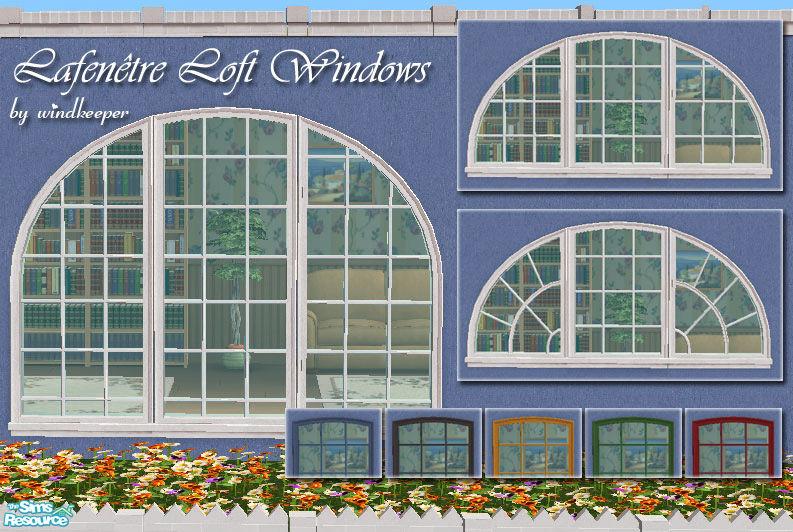 Windkeeper S Lafenetre Loft Windows