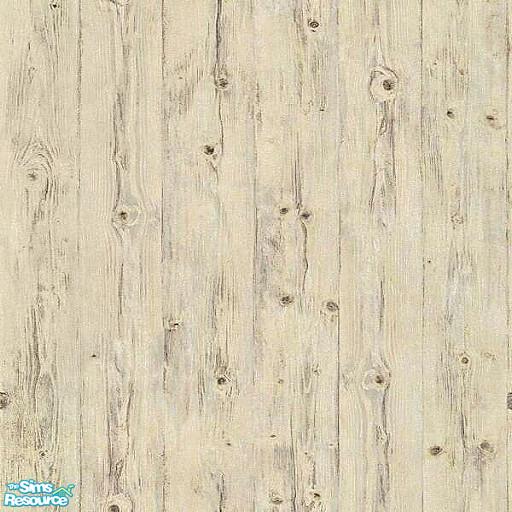 Bitzybus Rustic Wood Floor Pale Wood