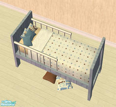 Free downloads / sims 2 / objects / furnishing / bedding 'baby.
