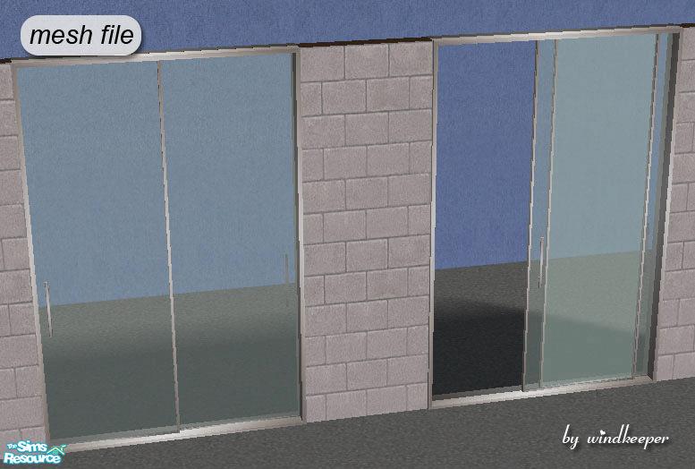 Helios 2 Tile Sliding Door