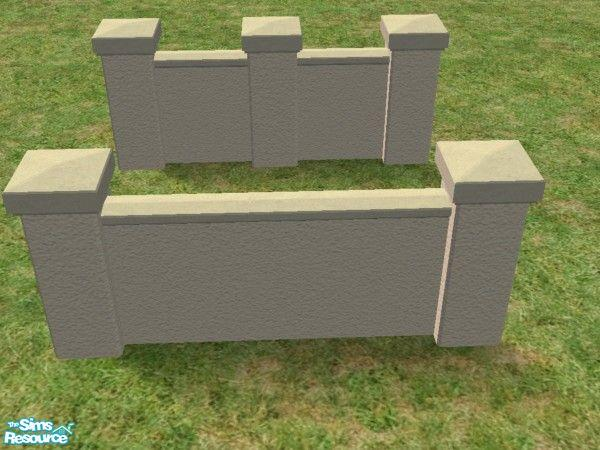 Related Keywords Suggestions For Stucco Fence