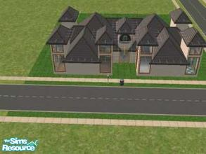 Sims 2 — Bare Basics starter 1br by oldmember_demfichar — This is from my bare basic's starter collection. Here Is my 1