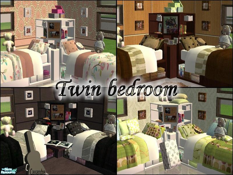 kibanahnah 39 s twin bedroom superset