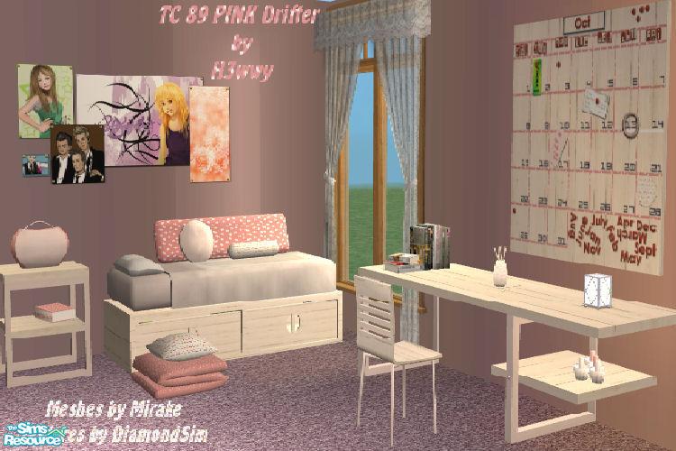 h3wwy 39 s tc 89 pink drifter
