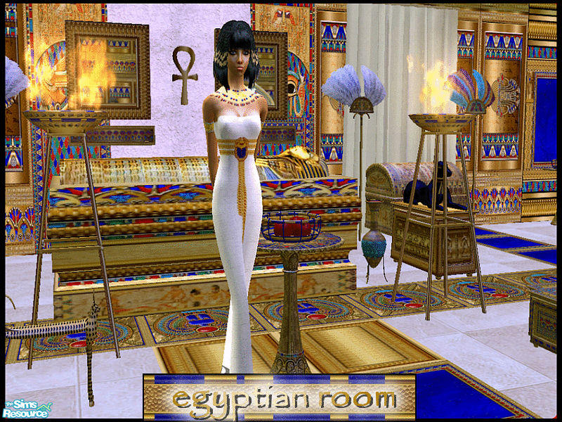kibanahnah\'s Egyptian Room