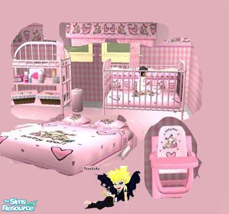 Babydoll Nursery Set